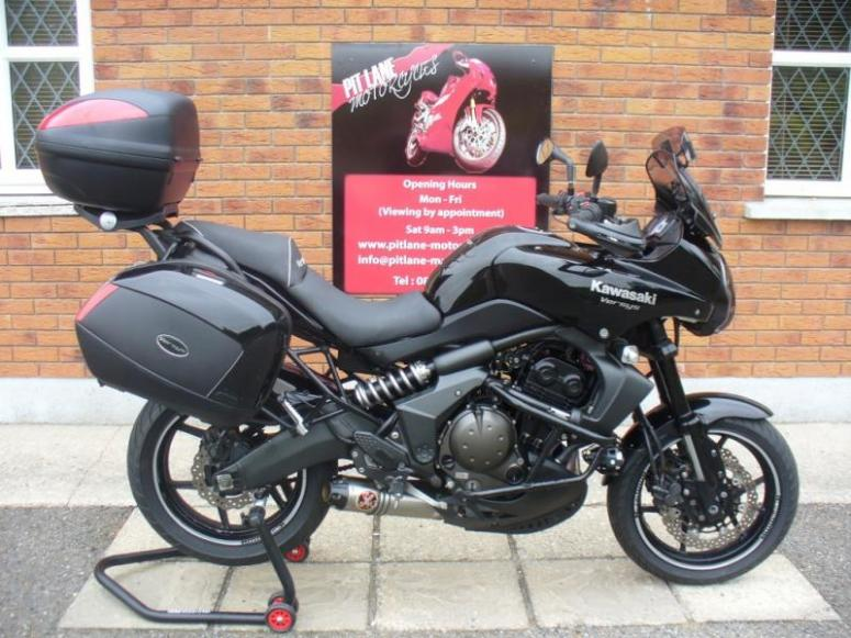 Versys KLE650