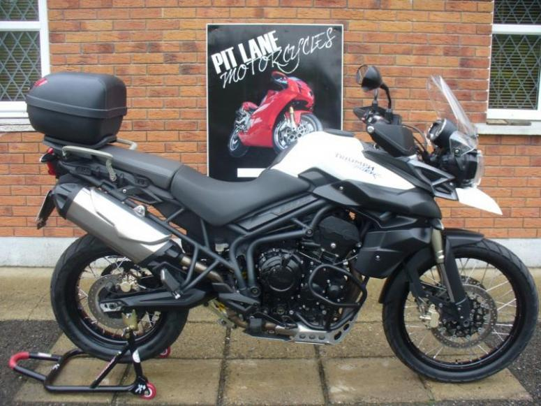 Tiger 800XC ABS
