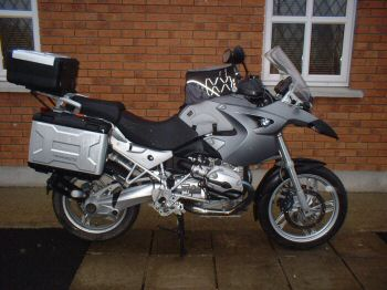Motorcycle R1200gs on Bmw R1200gs