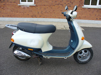 Vespa 50cc For Sale - Donkiz Moto - Used Motorcycle Ads in USA